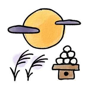 お月見の由来とは!2015年の十五夜はいつ?お月見の楽しみ方も知りたい!