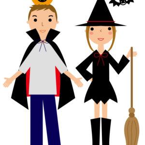 ハロウィン子供衣装を手作りしてみよう♪可愛く仕上げるコツとポイント!!