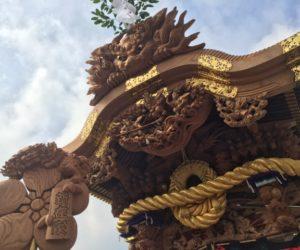 関西で楽しむ秋祭り!だんじり 時代まつり けんか祭り よさこい祭りなどお祭り大好き♪