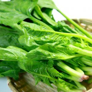 ほうれん草の栄養成分とビタミンを減らさない調理法は?