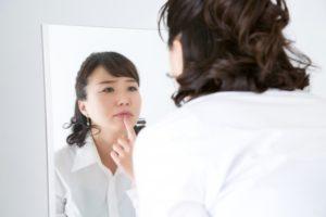 熱の花(口唇ヘルペス)の原因と症状 治療法は?市販薬はある?