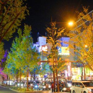 2019年 難波 日本橋周辺のクリスマスイルミネーション情報